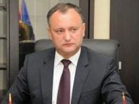 Igor Dodon intentioneaza sa interzica partidele unioniste din Republica Moldova