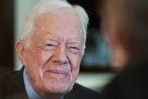 Jimmy Carter, fost presedinte al SUA, a anuntat ca sufera de cancer