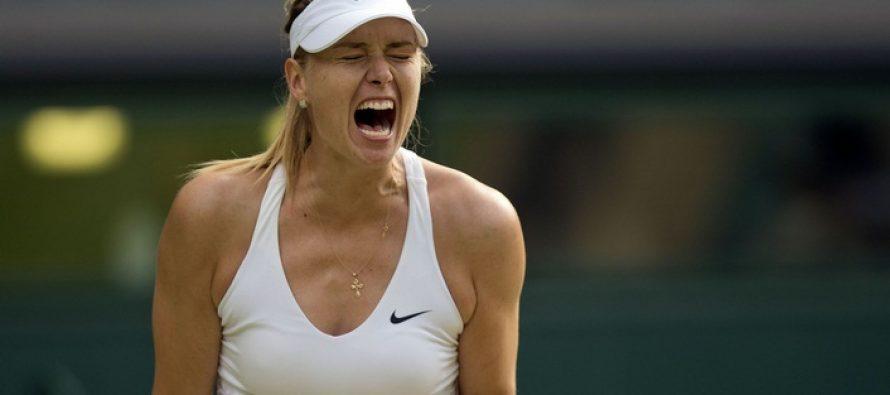 Maria Sharapova s-a retras de la US Open: Nu voi putea sa evoluez anul acesta