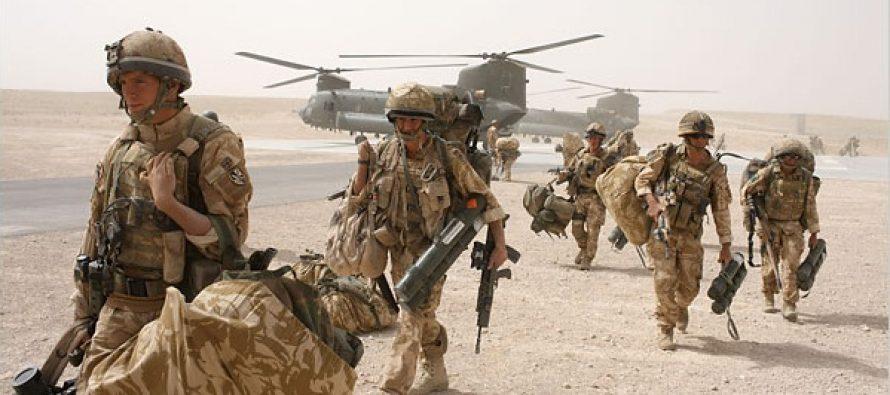 Soldatii romani din teatrele de razboi din Afganistan si Iraq, tratati cu dezifenctanti diluati