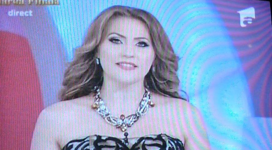 Mirela Boureanu Vaida in finala Mireasa Pentru Fiul Meu 2015