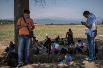 Sute de refugiati vor ajunge la Constanta. Garda de Coasta a mobilizat deja autoritatile din Mangalia