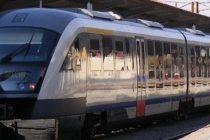 Un tren a deraiat la Brasov, circulatia a fost blocata