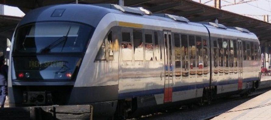 Trenuri anulate de Paste de CFR Calatori din cauza traficului redus