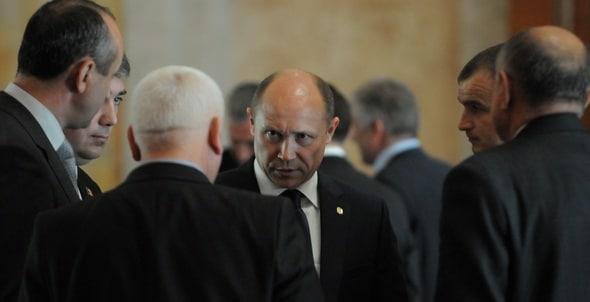 Valeriu Strelet, premierul Rep. Moldova, nu vrea Unirea Moldovei cu Romania
