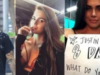 Xenia Deli, noua iubita a lui Justin Bieber? Tanara este din Rep. Moldova si apare in cel mai nou videoclip al lui Justin