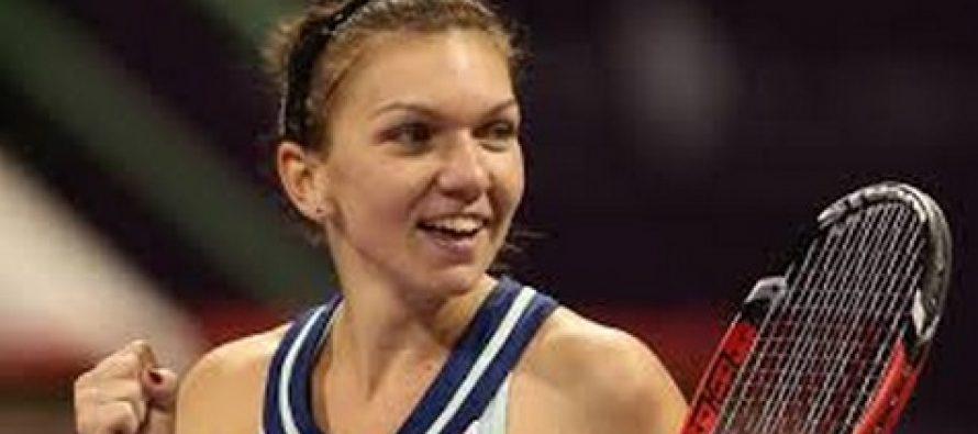 SIMONA HALEP ramane a doua jucatoare a lumii in timp ce IRINA BEGU a urcat tri pozitii in topul WTA