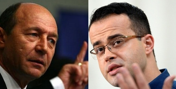 Basescu vs Gadea