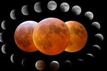 Eclipsa totala de Luna pe 27 iulie, vizibila si din Romania. Va fi cea mai lunga eclipsa totala din secolul 21