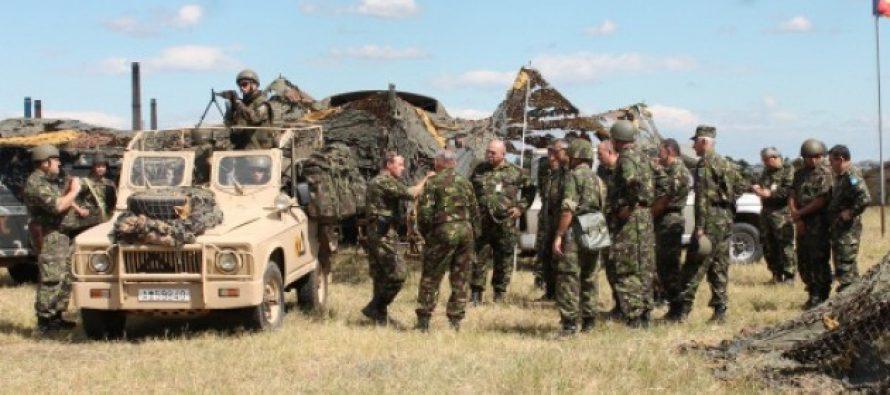 MApN va achizitiona sute de tancuri, lansatoare de rachete si autoturisme blindate