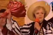 Lucretia Ciobanu a murit. Doamna cantecelor populare a plecat la ceruri