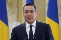 Victor Ponta: Daca Dragnea ramane sef la partid, totul va merge din rau in mai rau. Este o singura solutie: Tudose trebuie sa preia conducerea PSD
