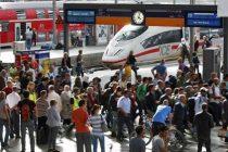Trenurile care leaga Austria de Germania nu mai circula, traficul a fost suspendat de O-BB