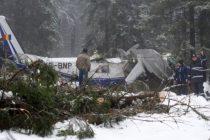 Raport privind accidentul din Muntii Apuseni: Deciziile lui Adrian Iovan si vremea rea au dus la prabusire. DOCUMENT CIAS