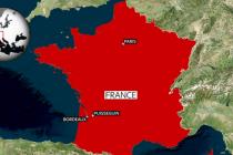 Accident teribil in Franta. Un autocar si un camion s-au ciocnit si au luat foc la Gironde, zeci de morti