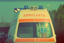 Accident grav in Sanduleni, Bacau. Un tanar a murit, alti 4 oameni sunt raniti grav