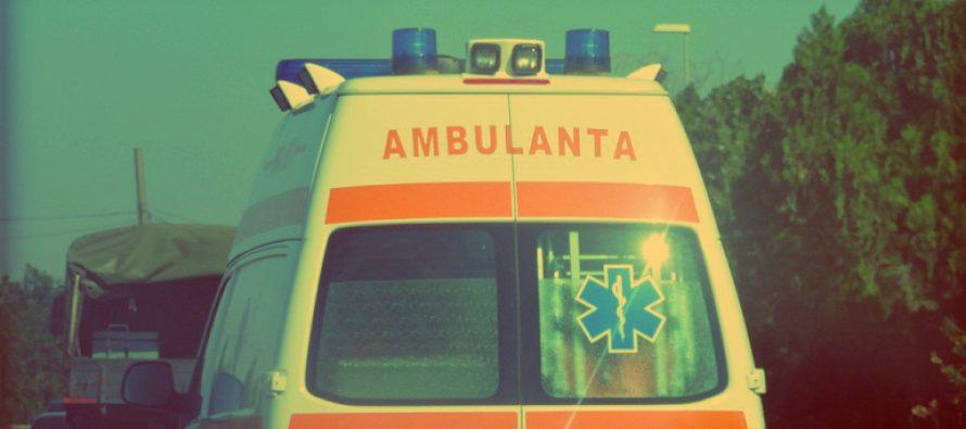 Accident in Constanta, un tanar a fost proiectat intr-o masina parcata