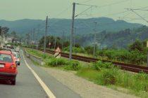 Accident in Tunari. Un sofer din Prahova a murit lovit de trenul Galati – Bucuresti Nord