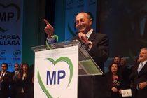 PMP fuzioneaza cu UNPR. Basescu a negociat doua saptamani cu reprezentantii Uniunii