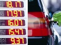 Benzina si motorina, pret in crestere cu 20%. Vor urma scumpiri in lant la utilitati si mancare