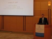 Catalin Olteanu, secretar de stat in Ministerul Economiei, a participat in Japonia la o serie de lucrari pe teme privind energia nucleara