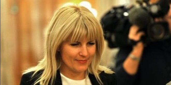 Instanta Suprema a suspendat executarea pedepsei in cazul Elenei Udrea si a decis eliberarea ei