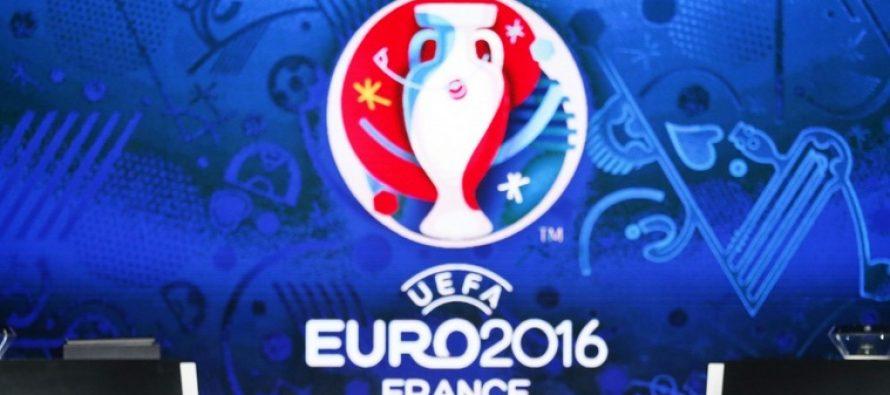 EURO 2016. Programul complet al meciurilor de la EURO 2016
