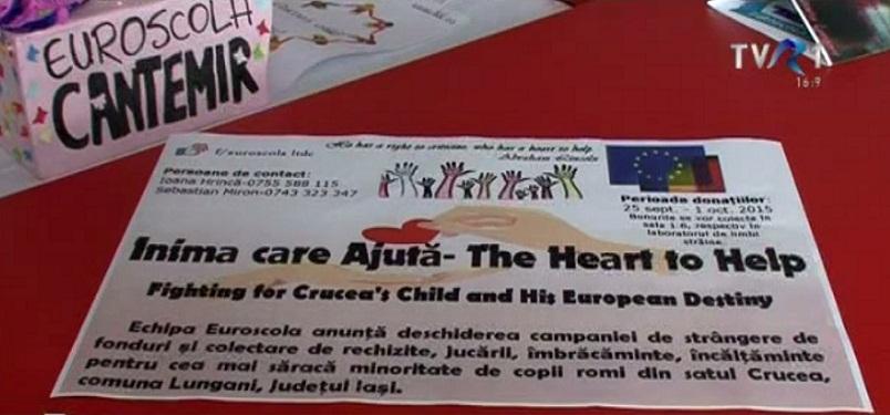 IASI: Cel mai mare proiect de voluntariat din Europa are loc cu implicarea unor elevi din Iasi