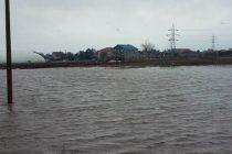 Cod galben de inundatii locale in judetele Buzau, Dambovita si Prahova