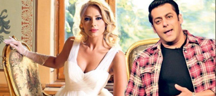 Iulia Vantur si Salman Khan fac nunta in 2016! Starul de la Bollywood si Iulia s-ar fi logodit deja. VIDEO