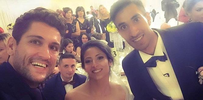 POFTITI DE VA IUBITI, 27 OCTOMBRIE 2015: Maria si Gheorghe, nunta de basm facuta de Nea Marin