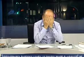 Radu Banciu s-a simtit rau in timpul emisiunii de la B1 TV. VIDEO