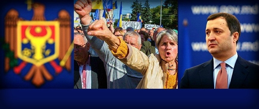 Reportaj L'Express despre situatia dramatica din Rep. Moldova chiar in ziua in care Vlad Filat a fost retinut la Chisinau