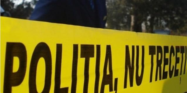 Sinucidere la Copsa Mica, Sibiu