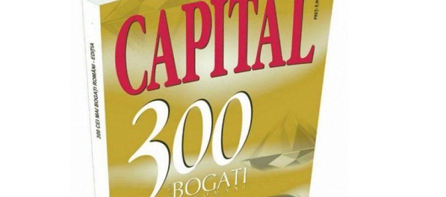 TOP 300 CAPITAL 2015: Cei mai bogati romani. Cine ocupa TOP 10 cei mai bogati oameni ai Romaniei
