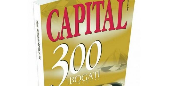 TOP 300 CAPITAL CEI MAI BOGATI ROMANI
