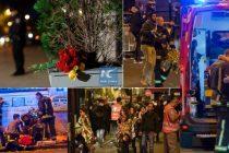 FRANTA, IN STARE DE SOC! Explozii si impuscaturi la Paris, zeci de morti si sute de raniti