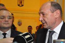 Basescu si Boc s-au intalnit la un hotel din Cluj