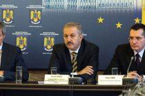 Romania, in continuare sub avertizare de ploi, ninsori si inundatii. Informare MAI