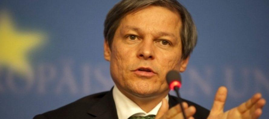 Ce spune premierul Ciolos despre banii pentru biserici si cotele de refugiati
