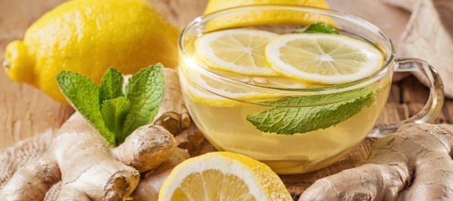 Ghimbir cu miere si lamaie, tratamentul minune pentru raceli, infectii si inflamatii