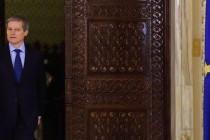 Dacian Ciolos prezinta sambata lista de ministri, votul de investitura al noului Guvern ar putea avea loc marti