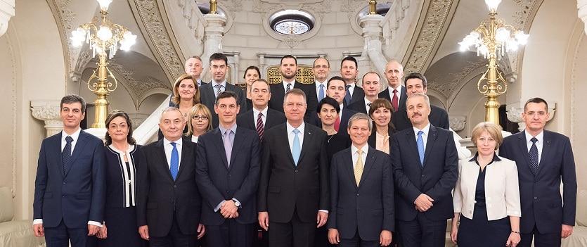 Remaniere in Guvernul Ciolos