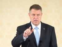 Iohannis asteapta un buget echilibrat pentru 2018 si considera obligatorie alocarea a 2% pentru Aparare