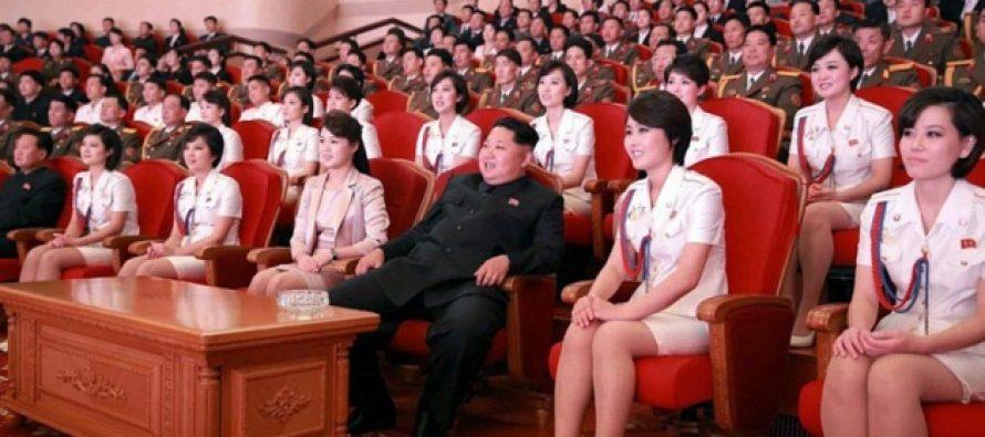 Kim Jong-un a dat ordin ca toti barbatii din Coreea de Nord sa fie tunsi ca liderul suprem