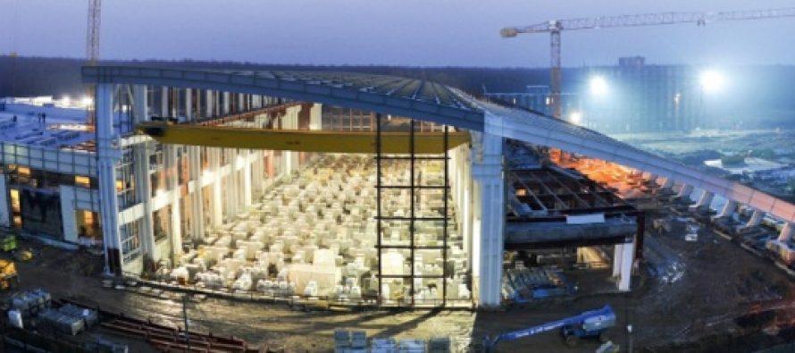 Cel mai mare laser din lume, gata sa fie amplasat pe platforma Magurele. Laserul a fost inaugurat luni la Paris si va fi instalat in primavara