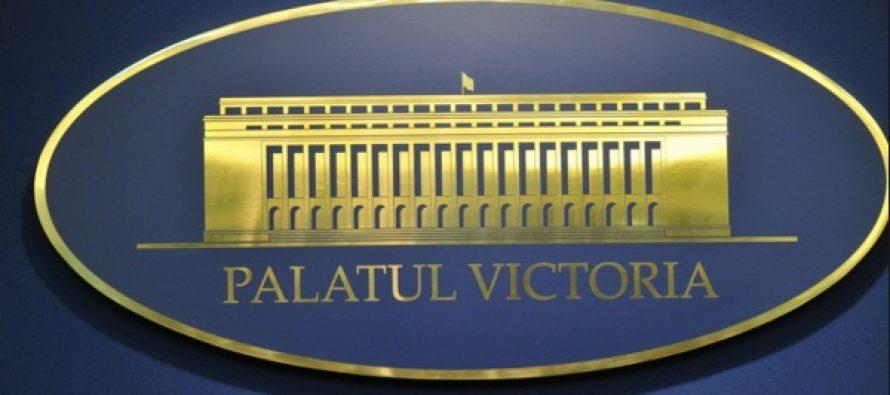 Alexandru Mihai Ghigiu il inlocuieste pe Victor Ponta in functia de secretar general al Guvernului