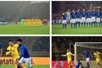 Romania – Italia, rezultat 2-2. Tricolorii respira fotbal occidental