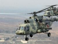 RUSIA: Un elicopter Mi-8 s-a prabusit in in tinutul Krasnoiarsk din Siberia, 15 oameni au murit