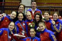 Romania, pe locul I in clasamentul Cupei Mondiale de spada seniori feminin echipe